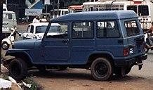 Mahindra Armada Wikipedia
