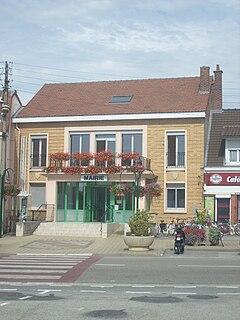 Ghyvelde Commune in Hauts-de-France, France