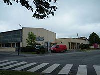 Mairie salle Etalondes (Seine-Maritime) France.JPG