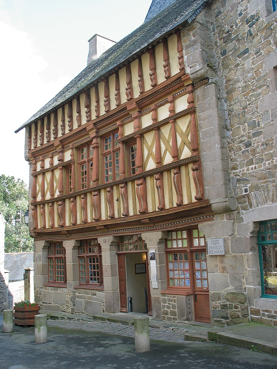 Maison Musée Ernest Renan Tréguier