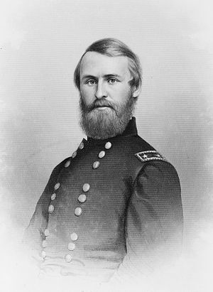 Jacob Dolson Cox - Major General Jacob D. Cox