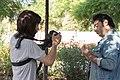 Making-of del cortometraje Macarril bici 25.jpg