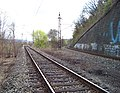Malá Chuchle, odbočka Tunel, směr Praha-Velká Chuchle.jpg