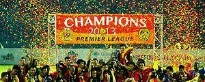 Sarawak FA - Liga Premier Champions 2013 – Sarawak