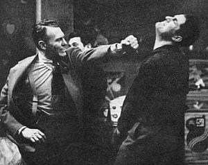 Man Against Crime - Ralph Bellamy as Mike Barnett (1951)