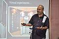 Manash Bagchi - Presentation - Technology for Museums - VMPME Workshop - NCSM - Kolkata 2015-09-08 3152.JPG