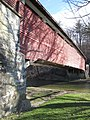 Manasses Guths Covered Bridge - Pennsylvania (8482456552).jpg