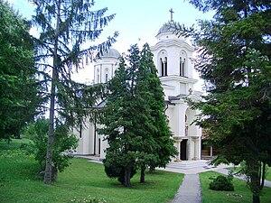Divostin - Divostin Monastery