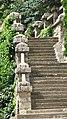 Manastirea Rameti - scară.jpg