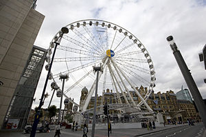 The Manchester Eye.