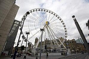 The Manchester Eye.
