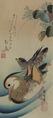Mandarin duck woodcut2.tif