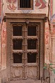 Mandawa-Havelî 323-Door on the gallery-20131007.jpg