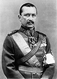 Carl Gustaf Emil Mannerheim Finnish military leader and statesman (1867-1951)