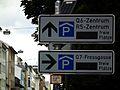 Mannheim August 2012 Parkleitsystem Q6 R5 Q7.JPG