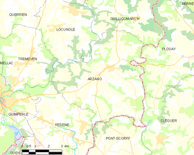 Map commune FR insee code 29002.png