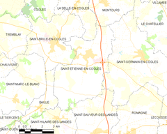 Map commune FR insee code 35267.png