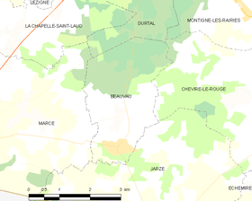 Map commune FR insee code 49025.png