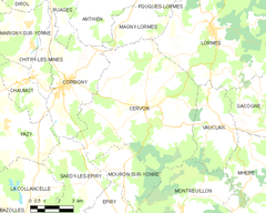Map commune FR insee code 58047.png