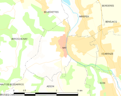 Map commune FR insee code 64417.png