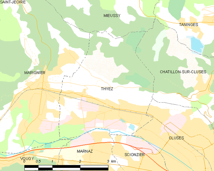 Fitxer:Map commune FR insee code 74278.png