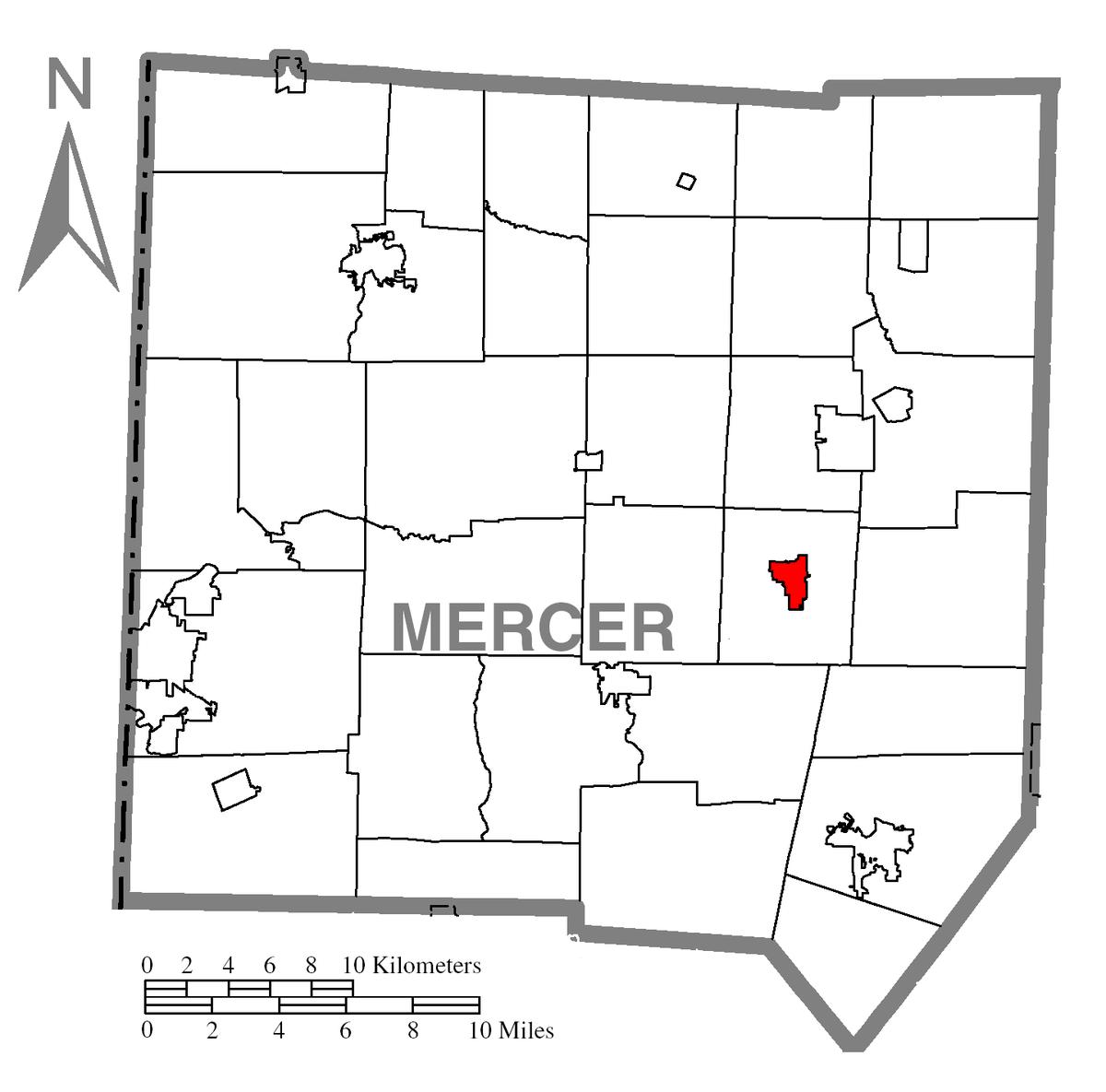 Jackson center pennsylvania wikipedia for Bureau county metro center