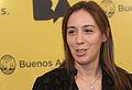 María Eugenia Vidal en conferencia de prensa luego de la reunión de gabinete (7510256134).jpg