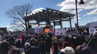 File:March for our Lives Ossining rally..webm