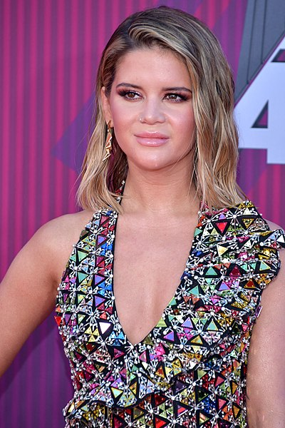 Picture of a band or musician: Maren Morris