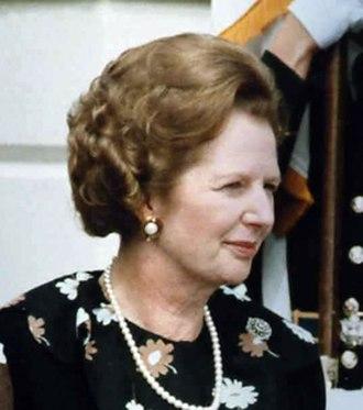 Premiership of Margaret Thatcher - Thatcher, 1983