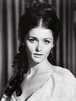 Margot Kidder - Kidder in a publicity photo for Gaily, Gaily (1969)