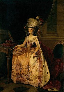 Maria Luisa of Parma as Queen of Spain by Zacarías González Velázquez.jpg