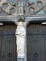 Maria met kind, Toon Brams - Stadskerk Sint Cathrien Eindhoven.JPG