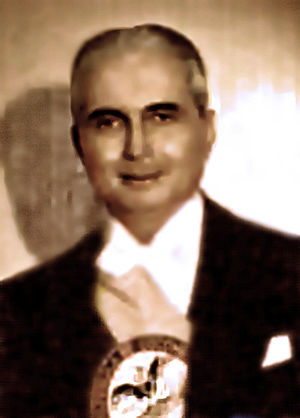 National Federation of Coffee Growers of Colombia - Mariano Ospina Pérez was President of Colombia between 1946–1950 and General Director of the FNC from 1930–1934.