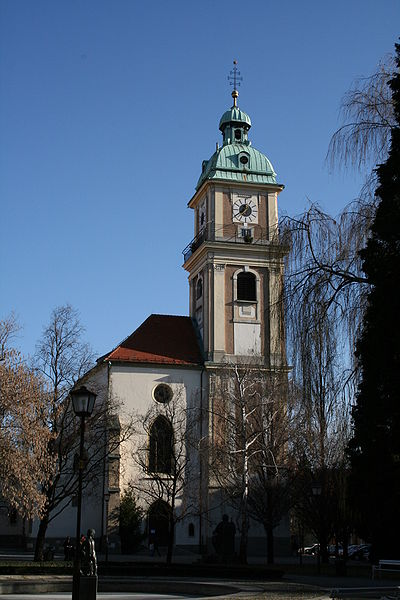 Fichier:Maribor Stolnica 20070107.jpg