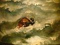 Marin dans la tempête - décor de manège - détail.JPG