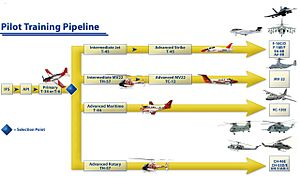 United States Naval Aviator - Marine Corps Aviation Pipeline