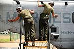 Marines work to send aircraft to Australia 150317-M-LV138-641.jpg
