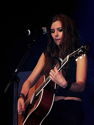 Don't Say You Love Me (M2M song) - Image: Marion Raven live 2007
