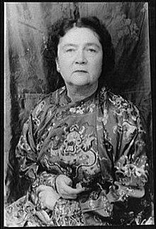 Marjorie Kinnan Rawlings in 1953