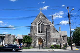Woodlawn, Bronx - St. Mark's Lutheran Church