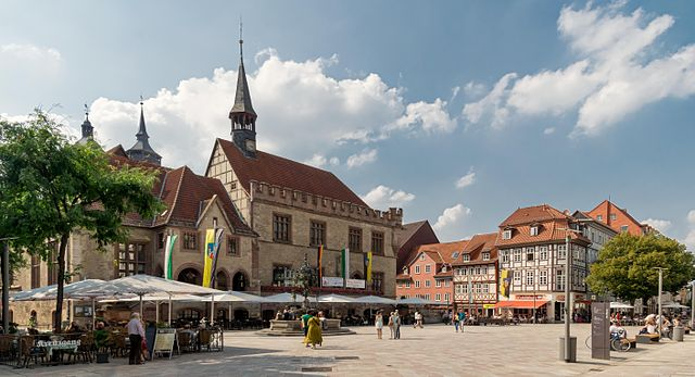 Marktplatz Göttingen, Joergens.mi/Wikipedia CC BY-SA 3.0