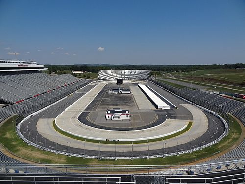 Get directions reviews and information for Martinsville Speedway in Ridgeway VA