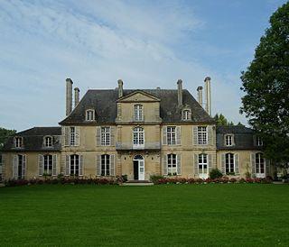 Moulins en Bessin Commune in Normandy, France