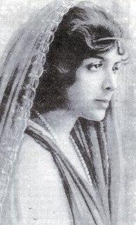 Rattanbai Jinnah wife of Muhammad Ali Jinnah