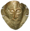 Funeral mask of Agamemnon