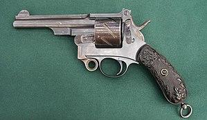 "Mauser C78 ""zig-zag"" - Image: Mauser zig zag 11mm"