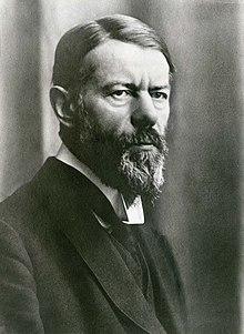Max Weber, 1918.jpg