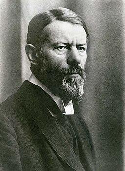 Max Weber, 1918