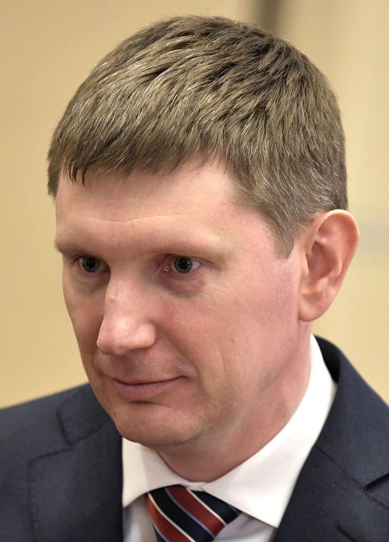 Максим Решетников, и.о. губернатора Пермского края